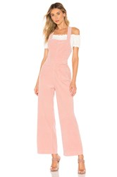 Rolla's Cord Admiral Overall Soft Pink