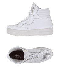 Bb Washed By Bruno Bordese Sneakers White