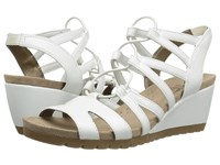 Lifestride Nadira White Women's Sandals
