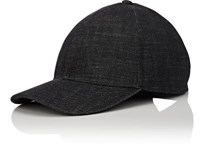 Vianel Men's Denim Baseball Cap Navy