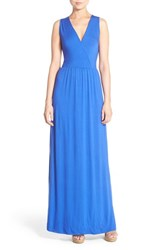 Women's Felicity And Coco Print Jersey Strappy Back Maxi Dress Nordstrom Exclusive
