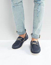 46c66825436 Call It Spring Meriwen Canvas Boat Shoes Navy