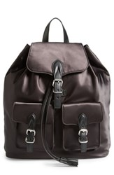 Rebecca Minkoff Alice Nylon Backpack Black