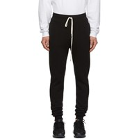 John Elliott Black Rio Lounge Pants