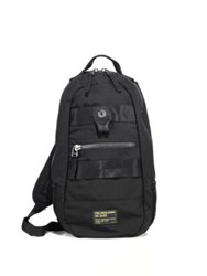 Polo Ralph Lauren Small Textured Backpack Black