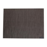 Chilewich Bamboo Rectangle Placemat Chocolate