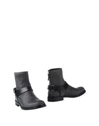 Just Cavalli Ankle Boots Lead