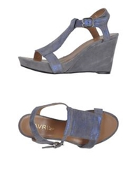 Avril Gau Sandals Light Grey