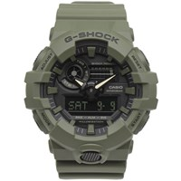 G Shock Casio Ga 700Uc 3A 'Utility Colour' Watch Green