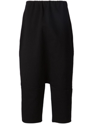 G.V.G.V. Cropped High Waisted Trousers