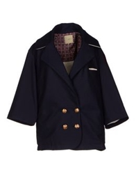 Jejia Coats Dark Blue