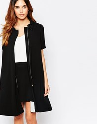 Traffic People Pillow Talk Summer Nights Coat Black