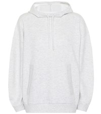 Vince Cashmere Hoodie Grey