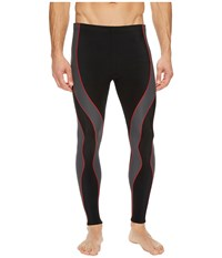 Cw X Insulator Performxtm Tight Black Grey Red Men's Workout Gray