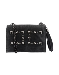 Elisabetta Franchi For Celyn B. Handbags Black