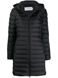Calvin Klein Quilted Hooded Coat 60