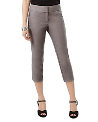 Phase Eight Betty Cropped Pants Steel Grey