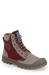 Men's Palladium 'Pampa Sport Cuff' Waterproof Boot Moss Grey