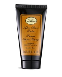 The Art Of Shaving Lemon After Shave Balm 1 Oz.