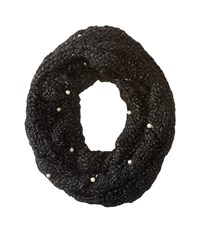 Betsey Johnson Pearly Girl Snood Black Caps