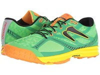 Newton Running Boco At Ii Green Orange Men's Shoes
