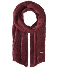 Roxy Winter Lov Scarf Potent Purple Scarves