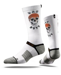 Strideline Detroit Strideline City Socks White Gray