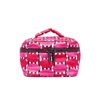 Lulu Guinness Women's Lips Vanity Case Multi