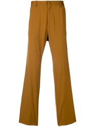 N 21 No21 Tailored Track Pants Brown
