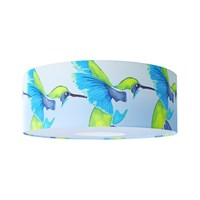 Anna Jacobs Sipping Nectar Lampshade Pendant