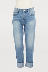 Current Elliott The Fling Relaxed Fit Jeans Bound