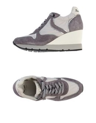 Voile Blanche Low Tops And Trainers Light Green