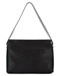 Jaeger Mabel Soft And Structured Shoulder Bag Black