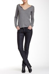 Zadig And Voltaire Darkside Slim Jean Blue