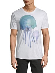 Civil Society Jellyfish Graphic Tee White