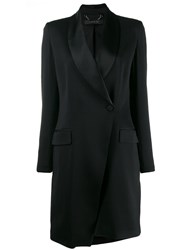 Federica Tosi Coat Style Day Dress Black