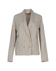 Momoni Momoni Suits And Jackets Blazers Women Beige