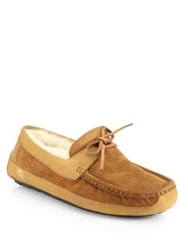 Ugg Byron Loafer Slippers Chestnut Cappucino