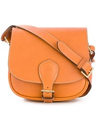 Alexandre Mareuil Hobo Crossbody Bag Nude And Neutrals