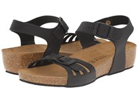 Eric Michael Tampa Black Women's Sandals