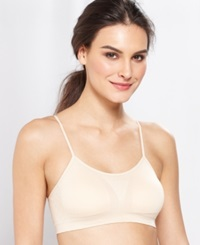 Lily Of France Sport Bralette 2 Pack 2171941 Barely Beige White