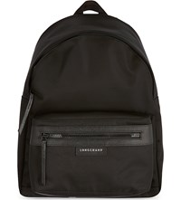 Longchamp Le Pliage Neoprene Backpack Black