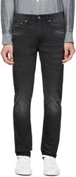 Levi's Faded Black 510 Skinny Jeans