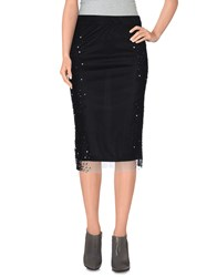 Siste's Siste' S Skirts Knee Length Skirts Women Black