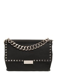 Stella Mccartney Stud Faux Leather Beck's Shoulder Bag