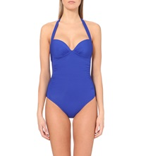Jets By Jessika Allen Intuition 50S Halter Neck Swimsuit Oceanic