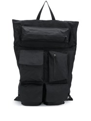 Eastpak Raf Simons X Eastpack Oversized Backpack Black