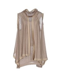 Fairly Knitwear Twin Sets Women Beige