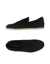 Alexander Hotto Footwear Moccasins Men Black