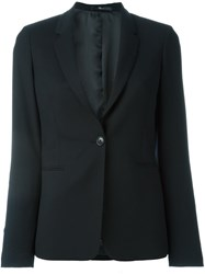Paul Smith Single Button Blazer Black